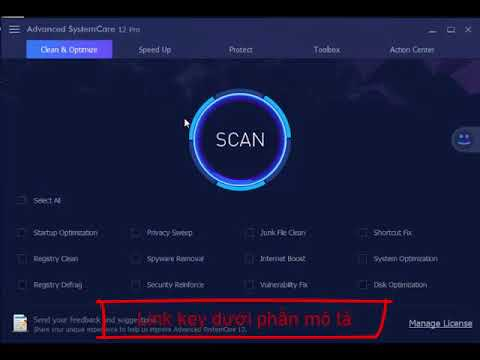 advanced systemcare pro key crack