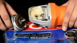 AEG WS 12 125 XE (Болгарка 125) Какую болгарку выбрать \ Малая болгарка с регулятором