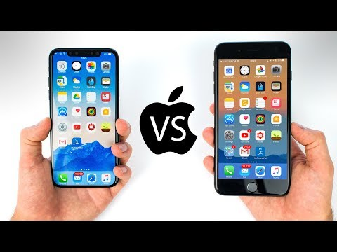 iPhone X VS iPhone 8 - Everything You Need to Know!