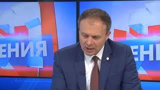 Гость передачи Андриан Канду. Эфир от 20.04.2018