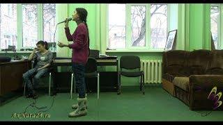 Урок вокала. Редакция фонограммы Мить ч.6-я