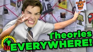 Every Theory is CONNECTED!  | MatPat Meme Review 👏🖐