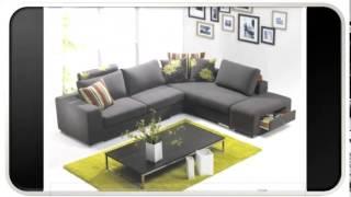 Blue Modern Furniture Shop
