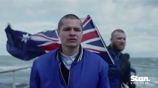 stan original series   romper stomper official trailer premieres new years day only on stan