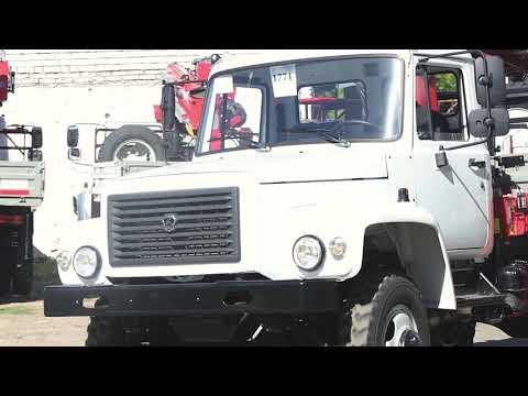 НОВИНКА ОТ СМАРТЭКО!  ГАЗ-33086 с БКМ Taurus 035A уже в продаже!