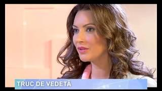 Ce trucuri de frumusete are Andreea Berecleanu