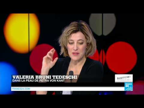 L'éblouissante Valéria Bruni Tedeschi