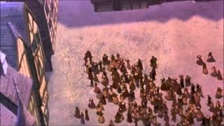 The Bells of Notre Dame Reprise/Notte Dame'nin Çanları Son-The Hunchback of Notre Dame (1996)-Türkçe