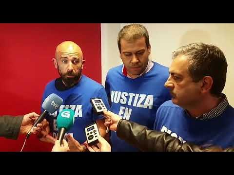 """La """"nueva mayoría"""" de los sindicatos de Xustiza reclaman a la Xunta que los convoque"""