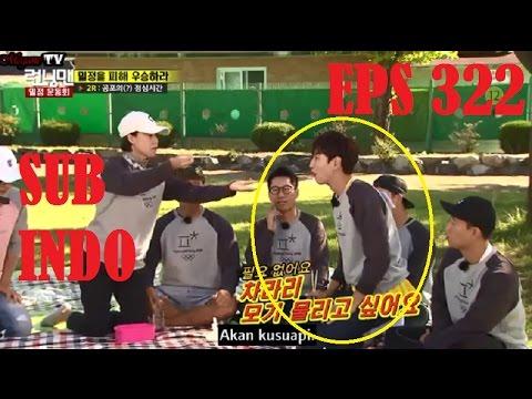 Lucu Lee Kwang Soo Makan Gimbap Dengan Jelly Cacing