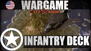 Wargame: Red Dragon - What The Deck - Infantry Deck