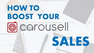 HOW TO BOOST YOUR CAROUSELL SALES : 3 TIPS! screenshot 3