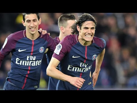 باريس سان جرمان يحرز لقب الدوري الفرنسي لكرة القدم بعد سحقه موناكو 7-1  - 15:23-2018 / 4 / 16