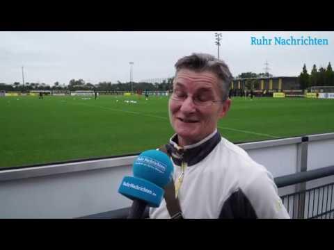 BVB-Fan Umfrage nach dem 2:2 in Frankfurt