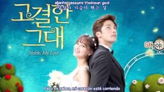 Roi & Kim Jae Kyung (Rainbow) – Is It Love (Sub. español - hangul - roma) (Noble, My Love OST) HD Mp3