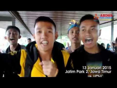 ARDES Tour SMA N Titian Teras Jambi Ang. XX Tahun 2015