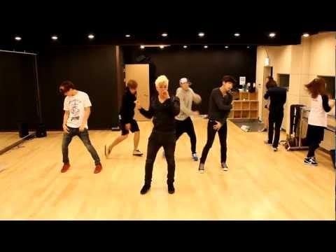 U-KISS 'Stop Girl' 안무영상 (Intro+Stop Girl Ver)