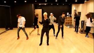 U-KISS 'Stop Girl' 안무영상 (Intro+Stop Girl ver)