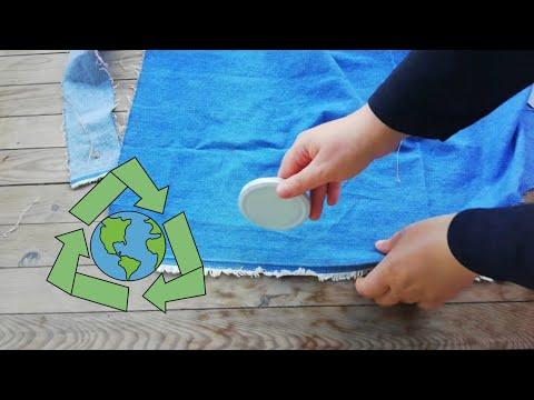 KAVANOZ KAPAĞINDAN AŞIRI KOLAY GERİ DÖNÜŞÜM..!Recycle, Dıy, Do it yourself