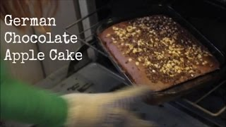 German Chocolate Apple Cake (recipe Week) - Rachel