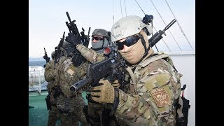 South Korea UDT/SEAL Hand-to-hand Combat And Knife Fight