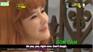 Park Bom (박봄) - Don't Cry MV Behind The Scenes / Making (2NE…