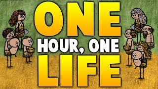 Hunting & Farming Civilization! - A Bears Den - One Hour One Life Gameplay