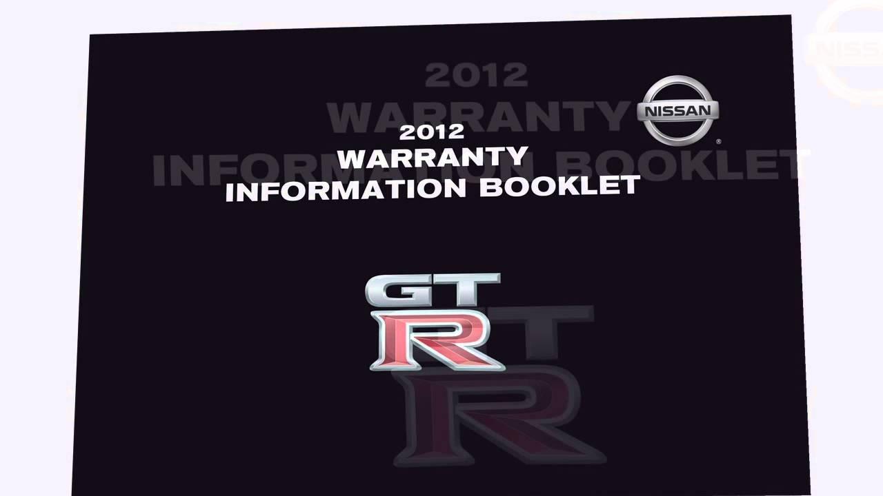 2012 nissan gt r warranty and service maintenance guide youtube rh youtube com Subaru Maintenance Guide Solar Panel Maintenance Guide