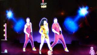 Just Dance 2014 - Gimme! Gimme! Gimme! (A Man After Midnight) (On-Stage Mode)
