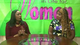 WINNING IN LIFE FOR WOMEN TV with Dr. Judy & Mrs. Kennetha McCartney (part 1)