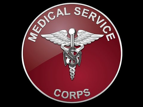 U.S. Army Medical Service Officer