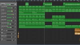 [Instrumental] ワンダーランド / サカナクション GarageBand cover