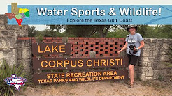 Lake Corpus Christi State Park Campground Tour | RV Texas