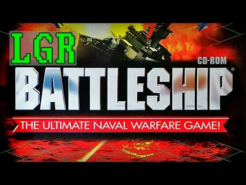 LGR - Battleship - PC Game Review