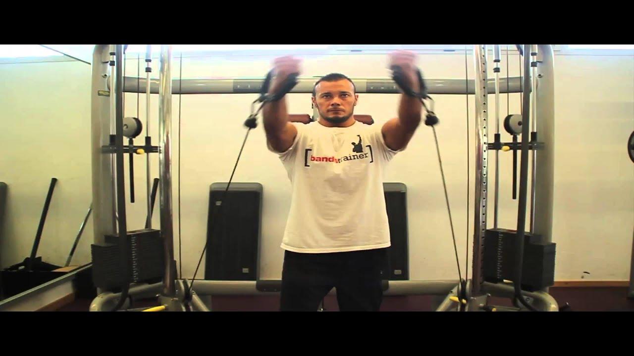 Mejores ejercicios para pecho superior