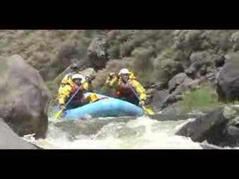 Rafting the Rio Grande with Los Rios River Runners