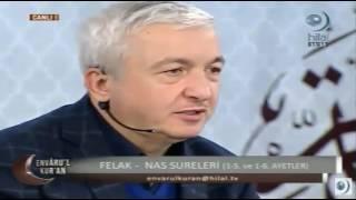 54. Ders - Felâk Sûresi- Prof.Dr. Mehmet Okuyan