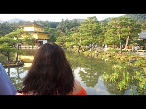 Kyoto Day One | Hana-Touro Hotel | Gion | Kinkaku-Ji