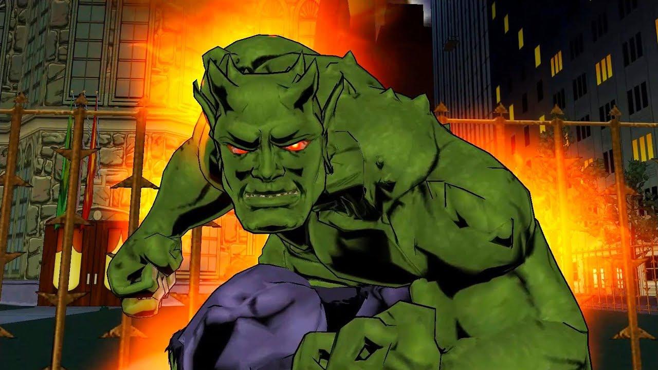 Ultimate Spider-Man (2005) - Spider-Man vs Green Goblin ...