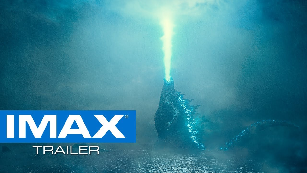 a817109c3cb Godzilla: King of the Monsters (2019) - Official Trailer #1 - Experience it  in IMAX®