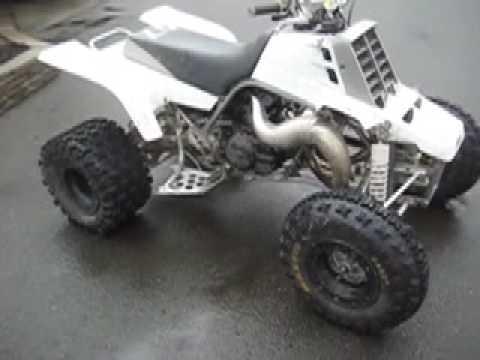 Yamaha   Stroke Quad