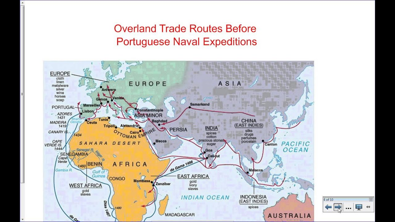 Portuguese Explorers - YouTube