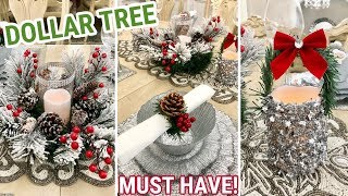 Dollar Tree DIY Christmas Decor | Holiday Must Have! 2018
