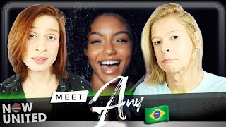Baixar REACT Meet Any from Brazil - WE ARE NOW UNITED   Acorda, Berenice!