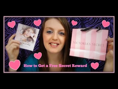 Free Victoria's Secret 2016 Reward Cards March 2016 ((Done/Closed))