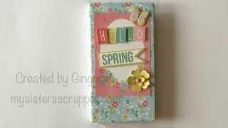 Hello Spring Folio