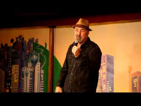Johnny Steele & The Dinosaurs of Comedy @ The Punchline SF; Pittsburg, video rentals, aging parents