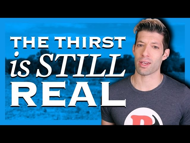 The Thirst Is STILL Real - #4Liters Challenge 2016