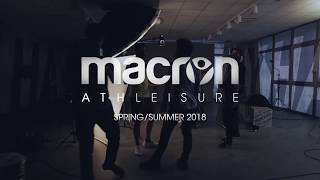 Macron Athleisure Spring Summer 2018 thumbnail