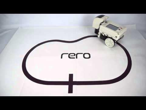 rero lesson 12: Line Following Sensor